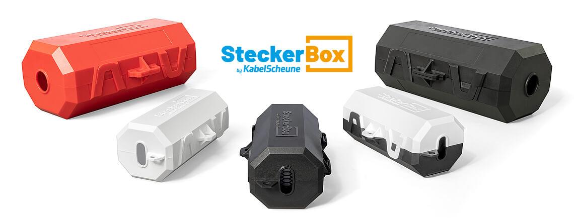 SteckerBox SteckerSafe Gruppenbild