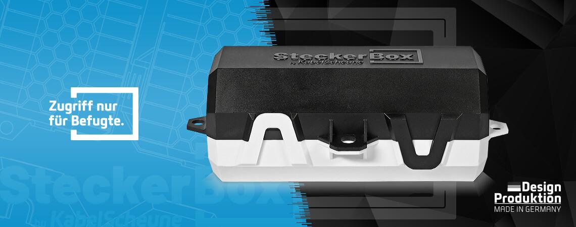 SteckerBox / SteckerSafe abschließbar