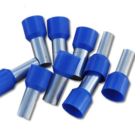 Aderendhülsen 50,00 mm² blau (5 Stück)