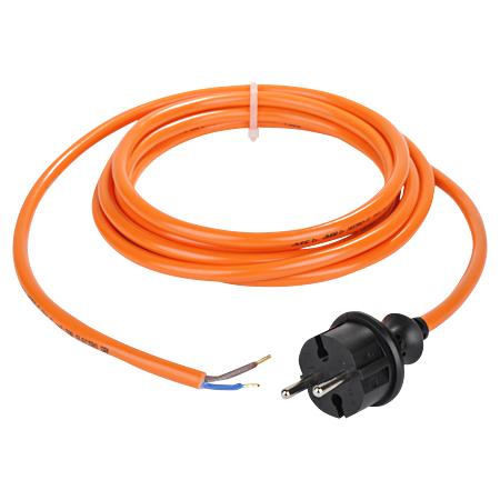 Anschlussleitung PUR H07BQ-F 2x1,5 mm²