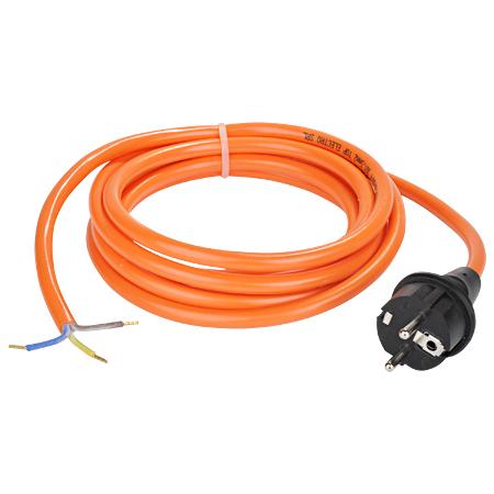 Anschlussleitung PUR H07BQ-F 3G1,5 mm²