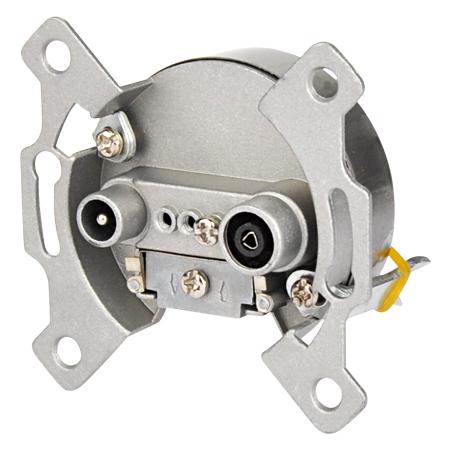 Antennendose BK (1dB) Einzelanschlussdose