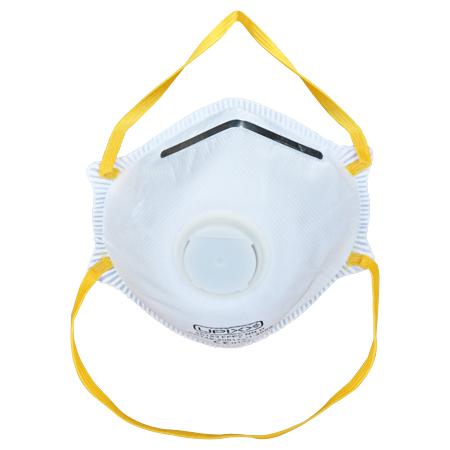 Atemschutzmaske Feinstaubmaske FFP2 mit Ausatmungsventil