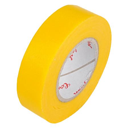 Beschriftungsband Gewebeklebeband 19 mm gelb Rolle 10 m
