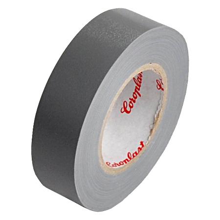 Beschriftungsband Gewebeklebeband 19 mm grau Rolle 10 m