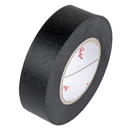 Beschriftungsband Gewebeklebeband 19 mm schwarz Rolle 10 m