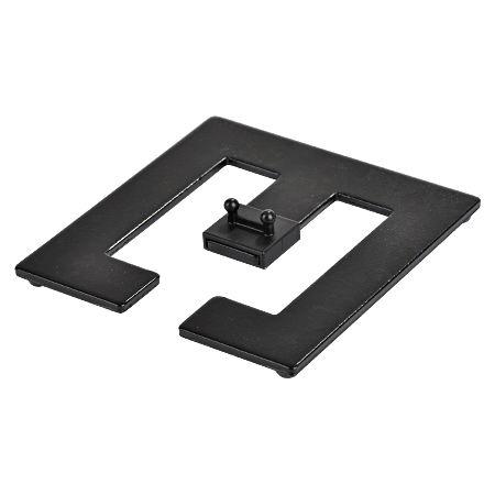 Bodenplatte für Kabelschlange Pro / Classic schwarz