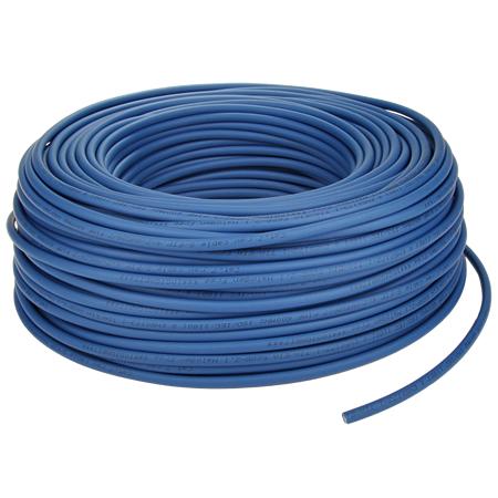 Cat.7 Netzwerkkabel S/FTP flexibel blau