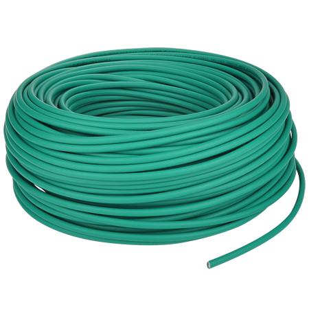 Cat.7 Netzwerkkabel S/FTP flexibel grün