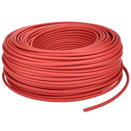 Cat.7 Netzwerkkabel S/FTP flexibel rot