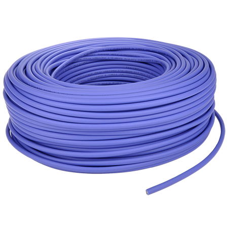 Cat.7 Netzwerkkabel S/FTP flexibel violett