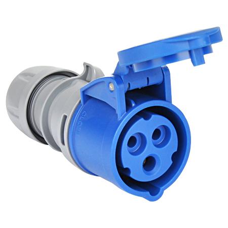 CEE Kupplung Turbo Twist 230V/3-polig 16A