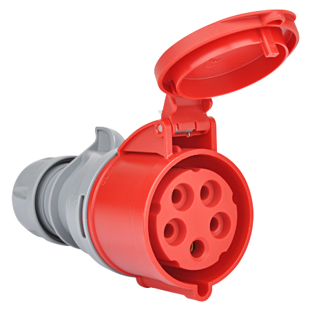 CEE Kupplung Turbo Twist 400V/5-polig 16A