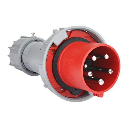 CEE Stecker 400V 5-polig 125A