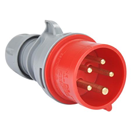 CEE Stecker Turbo Twist 400V/5-polig 32A