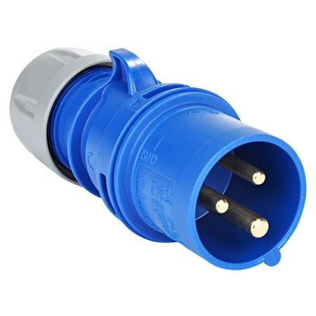 CEE Stecker Twist 230V/3-polig 16A