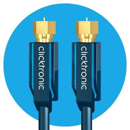 Clicktronic SAT Kabel, Casual