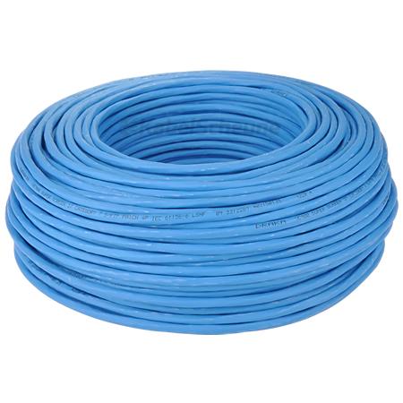 Draka UC900 Cat.7 Netzwerkkabel S/FTP flexibel blau