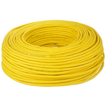 Draka UC900 Cat.7 Netzwerkkabel S/FTP flexibel gelb