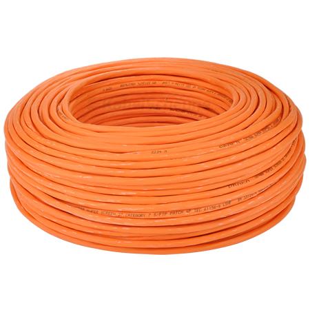 Draka UC900 Cat.7 Netzwerkkabel S/FTP flexibel orange