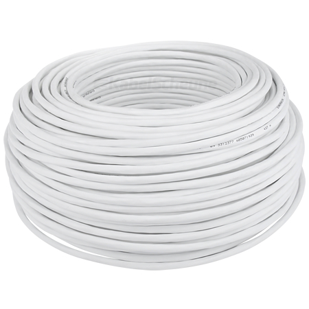 Draka UC900 Cat.7 Netzwerkkabel S/FTP flexibel weiß