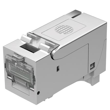 EasyLan fixLink SL RJ45 flex Keystone Modul Kat.6A für Litze