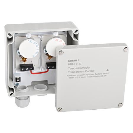 Eberle DTR-E 3102 Temperaturregler