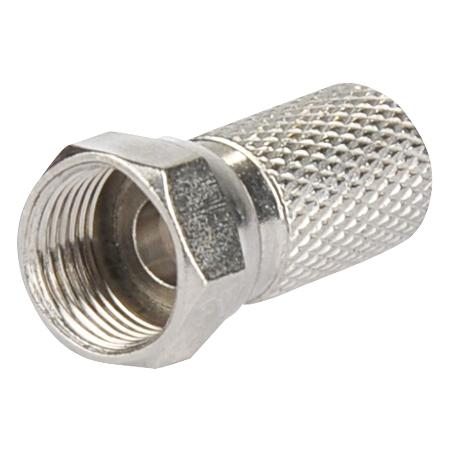 F-Stecker 8,0 mm