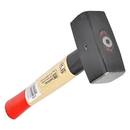 Fäustel mit Holzstiel 1000 g