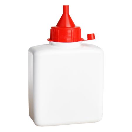 Farbpulver rot 250g für Schlagschnurgeräte