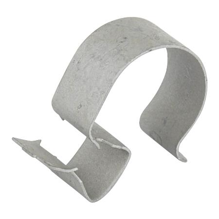 Federstahl Clip für Stahlträger 8-12mm