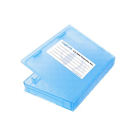 """LogiLink Festplatten Schutz-Box für 6,35 cm (2,5"""") HDDs"""