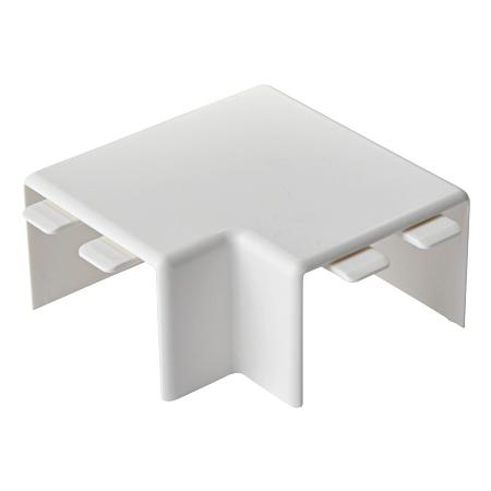Flachwinkel 60x110 alpinweiß
