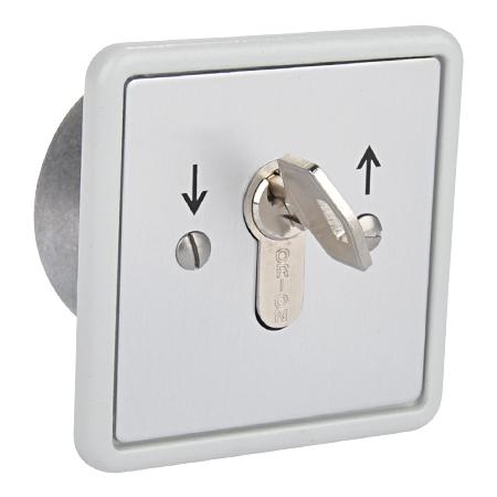 Garagentor Schlüsseltaster Unterputz