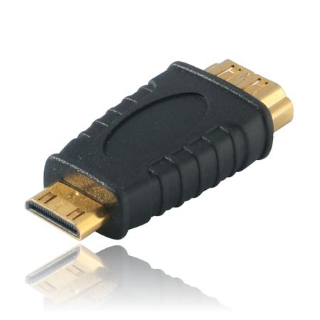 HDMI Adapter Buchse auf Mini-Stecker