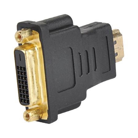 HDMI Stecker auf DVI-D Kupplung