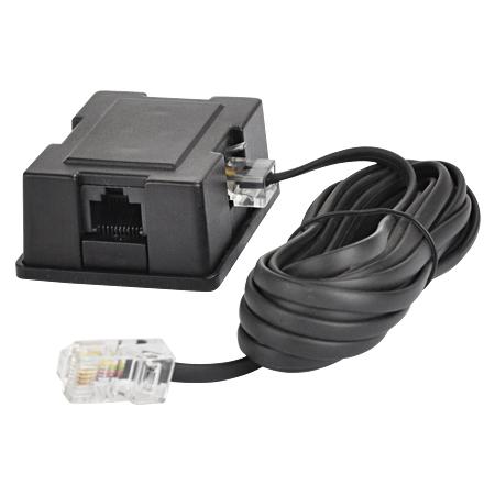 ISDN Verteilerbox 3-fach