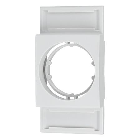 ISO-Abdeckung für Sicherungssockel
