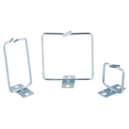 Kabelführungsbügel Stahl verzinkt 40x80 mm