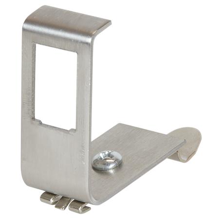 Keystone Hutschienenadapter Metall