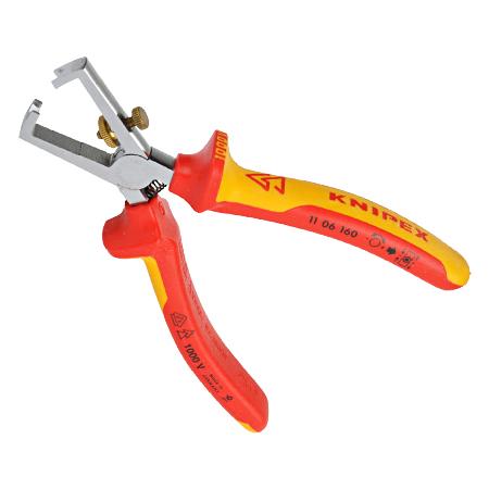 Knipex Abisolierzange 160 mm