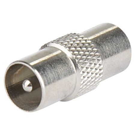 Koax Verbinder Stecker Stecker Metall