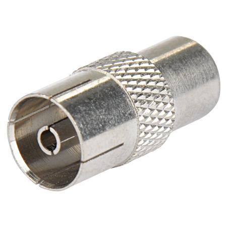 Koaxialverbinder Stecker Kupplung Metall
