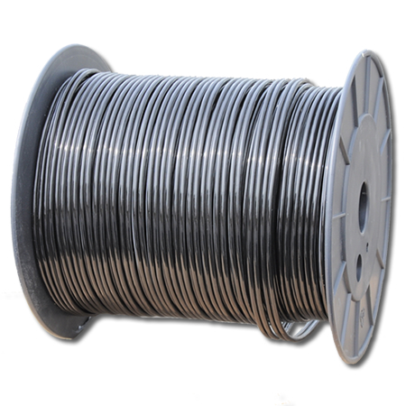 Lautsprecherkabel 2x0,75 mm� Kupfer schwarz