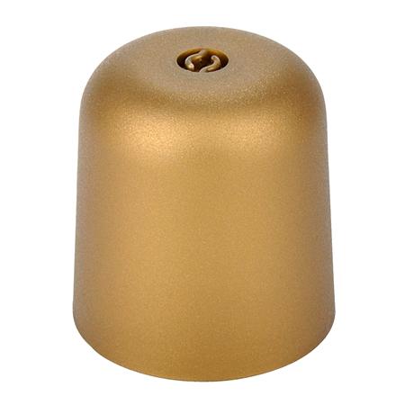 Lampenbaldachin Kunststoff gold
