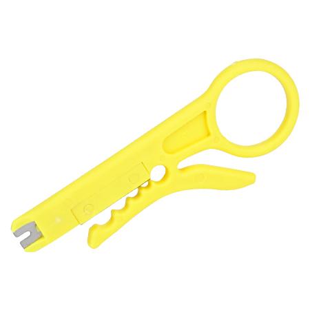 LSA Anlegewerkzeug gelb
