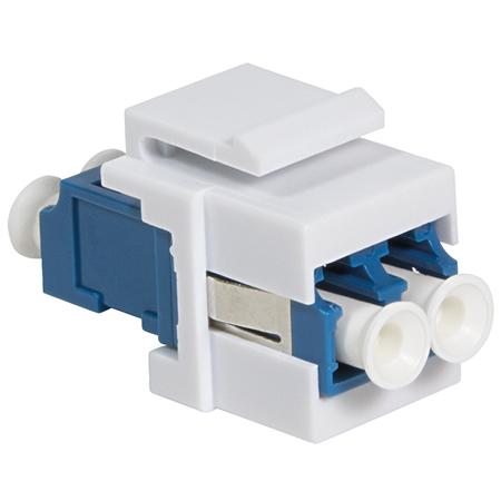LWL Keystone Modul LC/LC Duplex Kupplung Singlemode 1 Stück