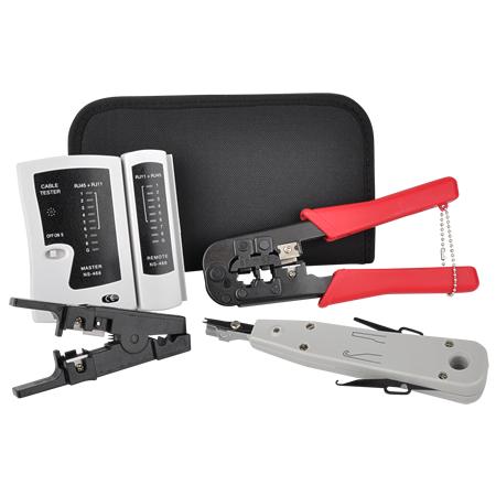 Netzwerk Werkzeug Set