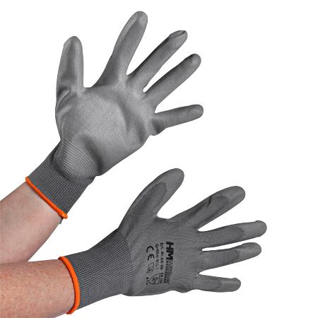 Schutzhandschuhe mit Beschichtung