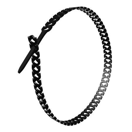 Kabelbinder halbelastisch 10x300 mm schwarz 48 St�ck